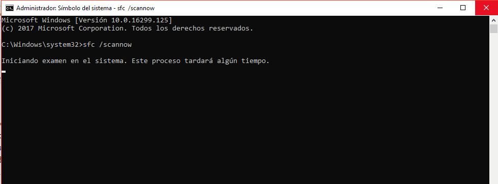 Solucionar error crítico Windows 10