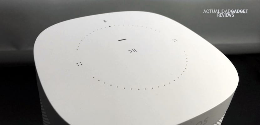 Sonos One, analizamos el rival más directo del HomePod