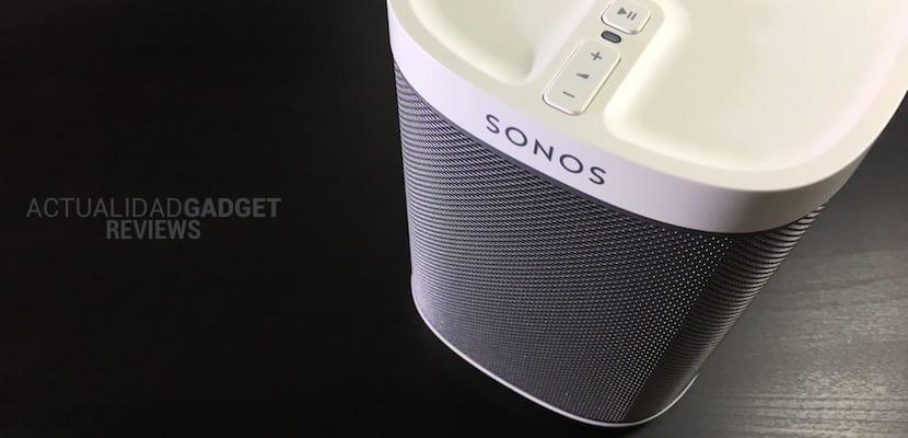 Sonos Play: 1 analizamos este altavoz sólo apto para los más exigentes