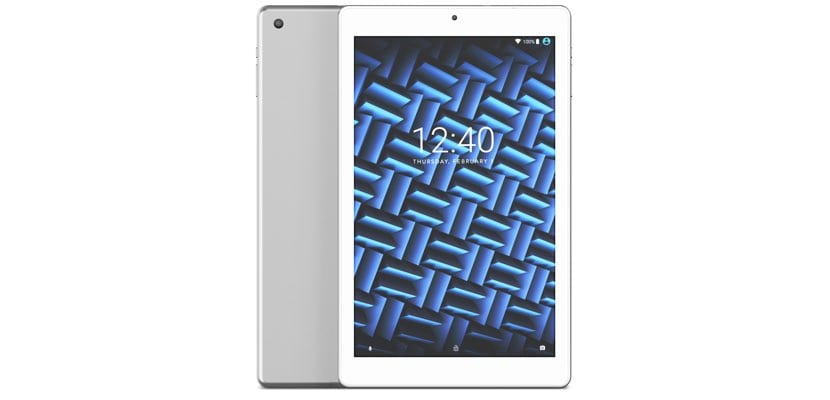 Energy Tablet 10 Pro 4 vista