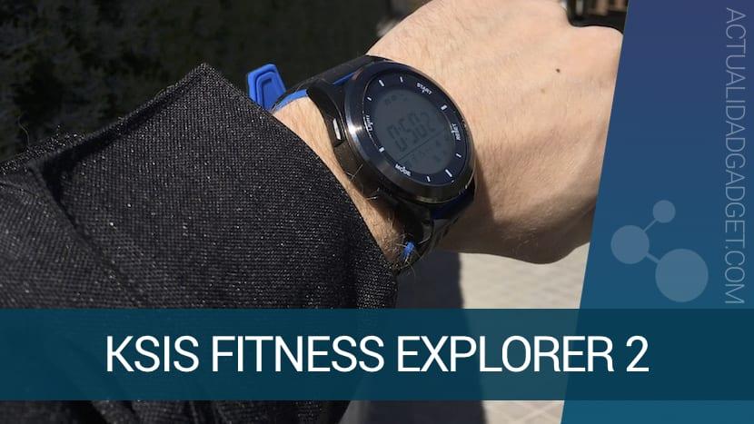 Six Fitness Explorer 2, analizamos el smartwatch con autonomía de un año