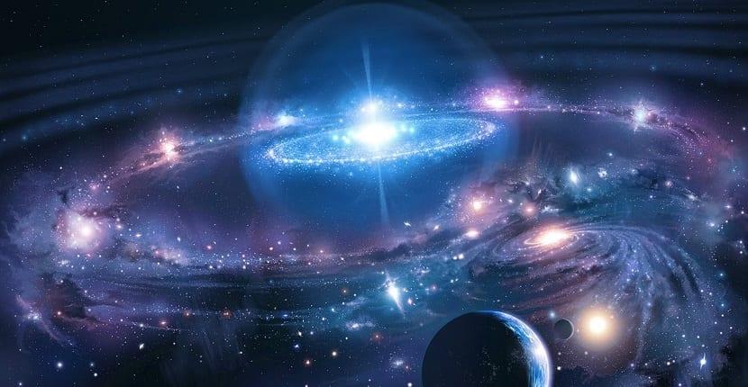 creación universo