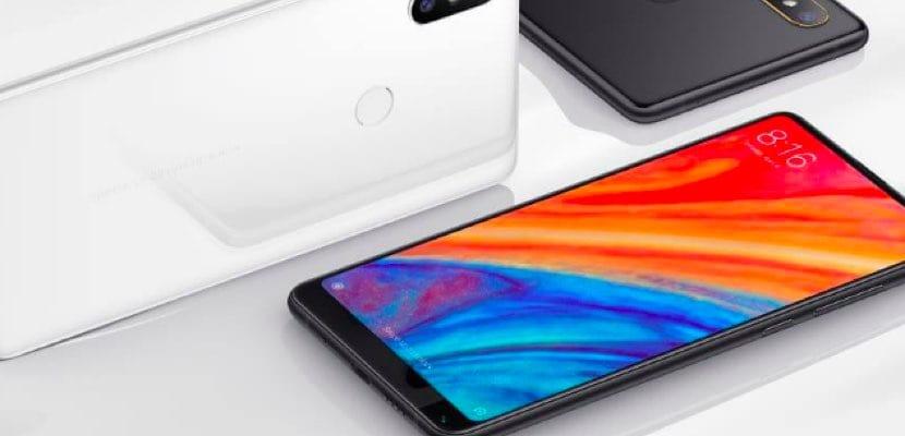Colores del Xiaomi Mi MIX 2S