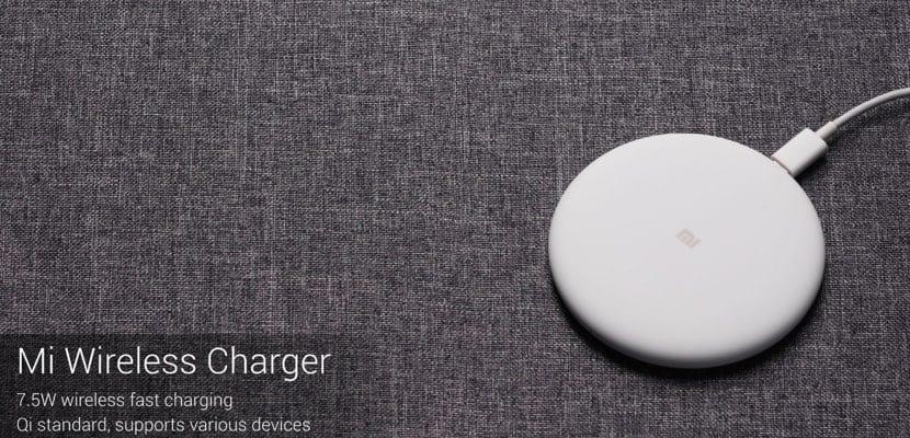 Cargador inalámbrico para el Xiaomi Mi MIX 2S