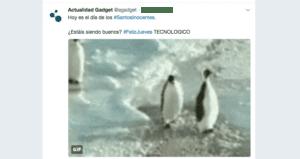 Descargar vídeos y GIFs de Twitter