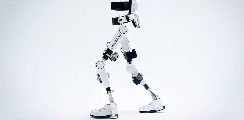 Cyberdyne exoesqueleto