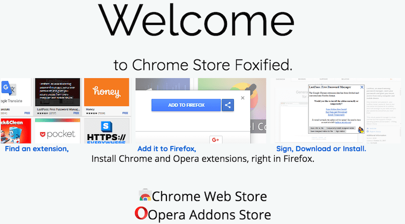 Chroem Store Foxified
