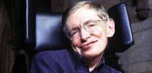 Stephen Hawking fallece