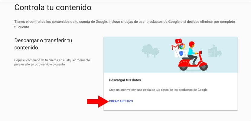 hacer backup Gmail paso a paso