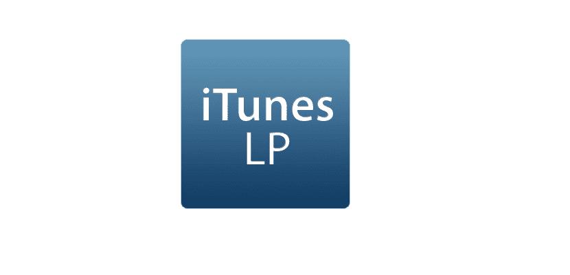 iTunes LP Logo