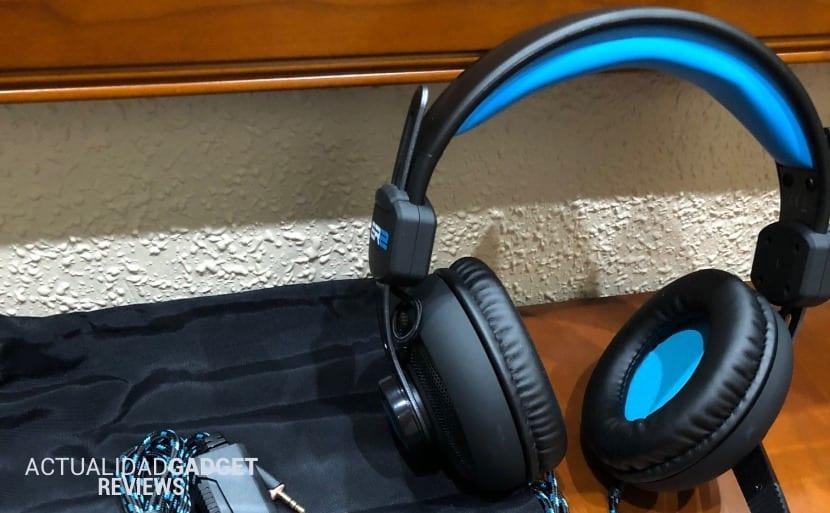 Sharkoon Rush ER2, probamos una apuesta económica para unos auriculares de calidad