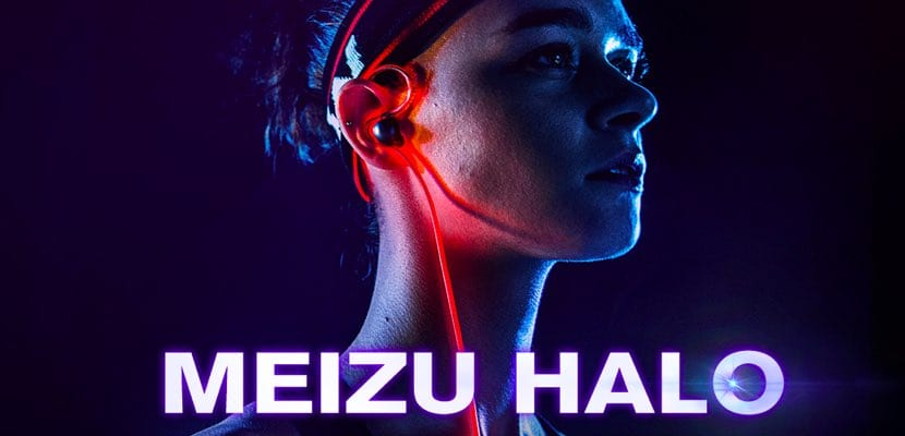 Meizu Halo auriculares luminosos bluetooth