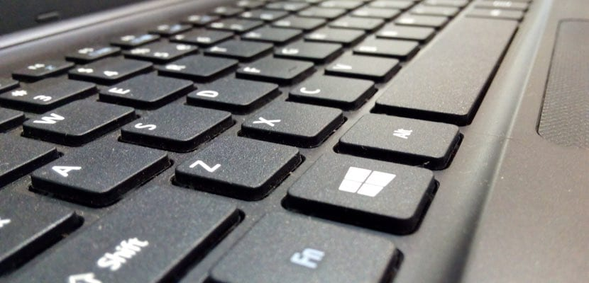 atajo teclado Recortes Windows