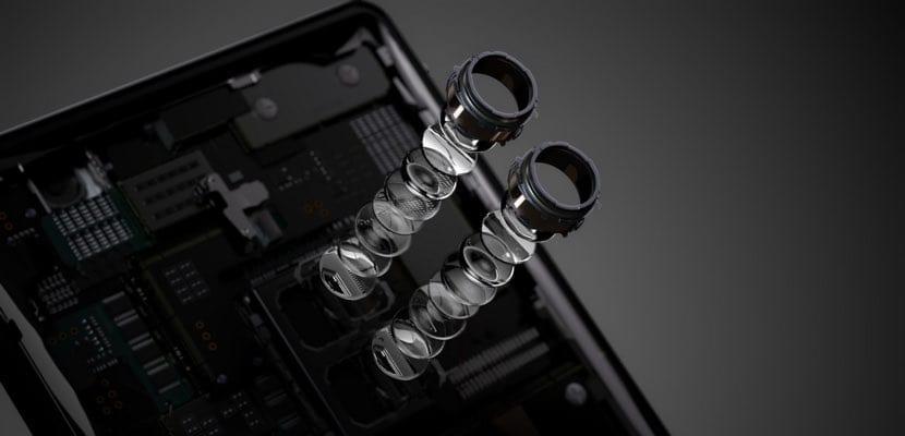 Cámara Sony Xperia XZ2 Premium