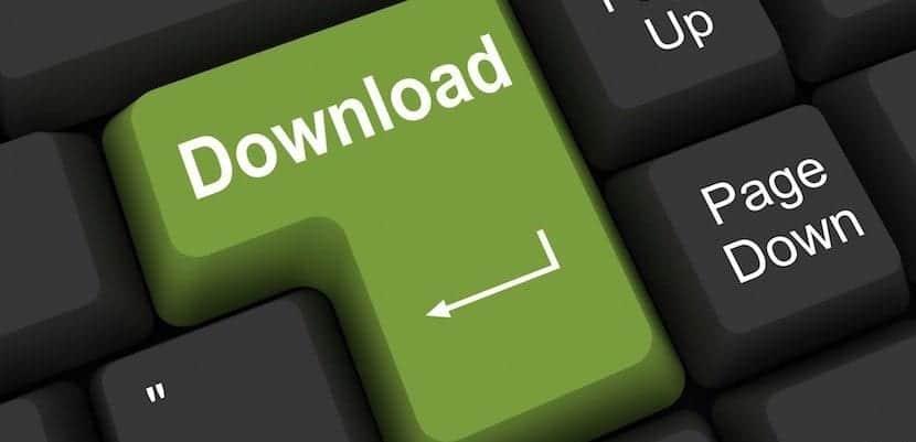 Descargar archivos torrent
