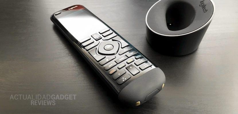 Logitech Harmony 950, un mando con el que gobernar todos tus dispositivos