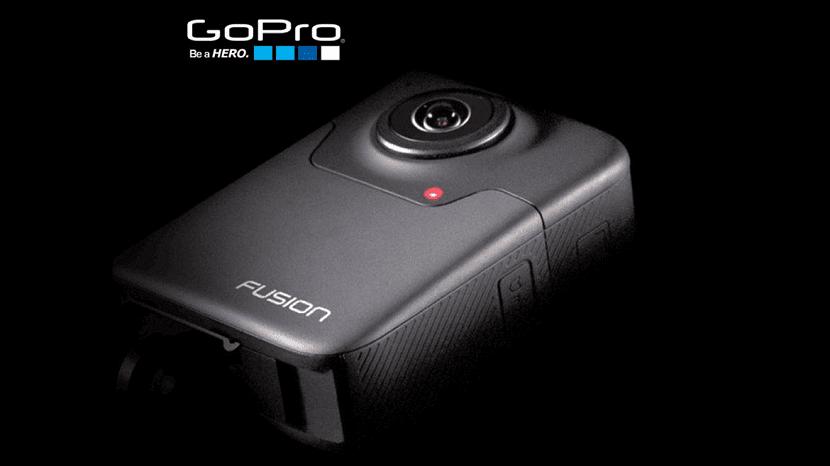 GoPro 360 Fusion