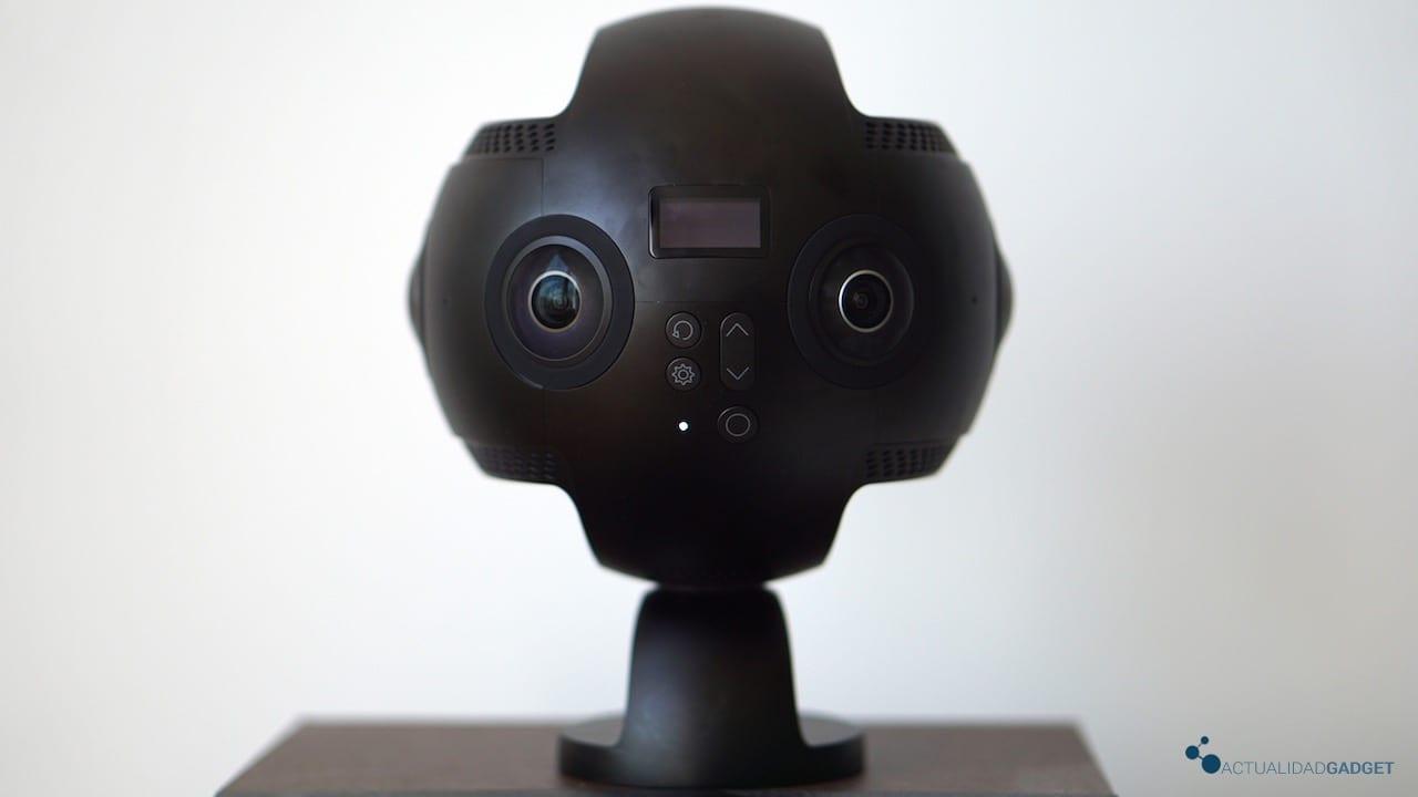 Insta360 Pro de perfil