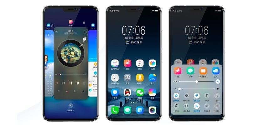 Vivo Y83 Android Funtouch 4.0