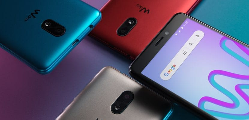 Colores Wiko Jerry 3