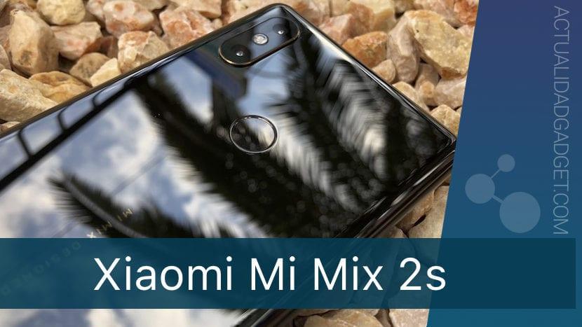 Análisis del Xiaomi Mi Mix 2S, la bestia de Xiaomi