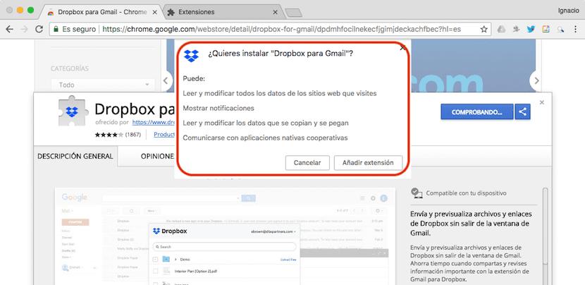 Cómo instalar extensiones en Google Chrome