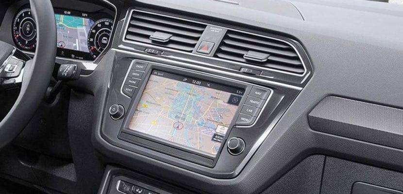 infotenimiento VW