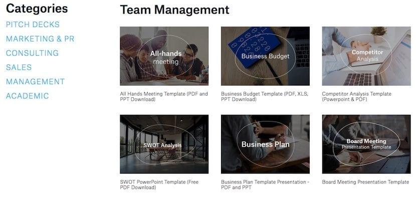 Slidesbean - Alternativas a PowerPoint