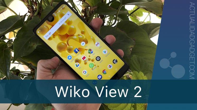 Análisis del Wiko View 2, las características de este gama media peculiar