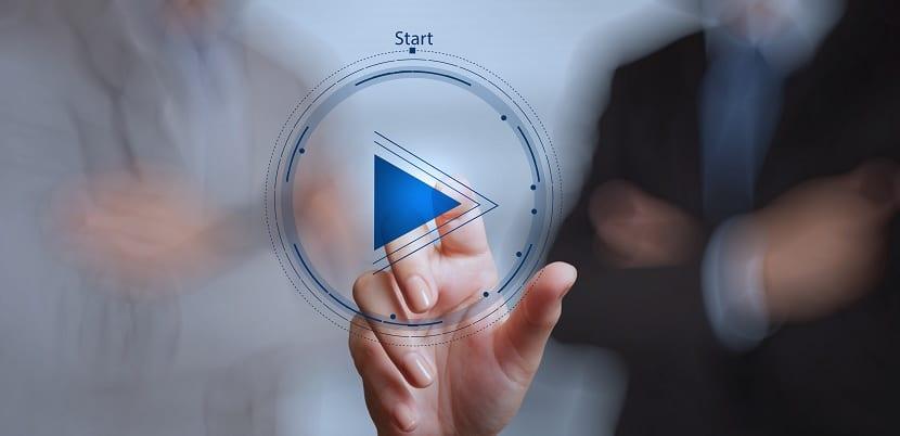 Interfaz de reproductor multimedia