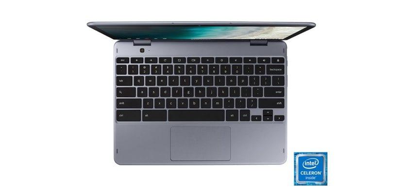 teclado Samsung Chromebook Plus V2