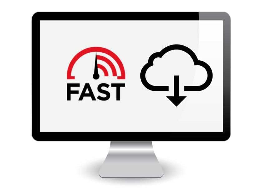 Cabecera test de velocidad FAST