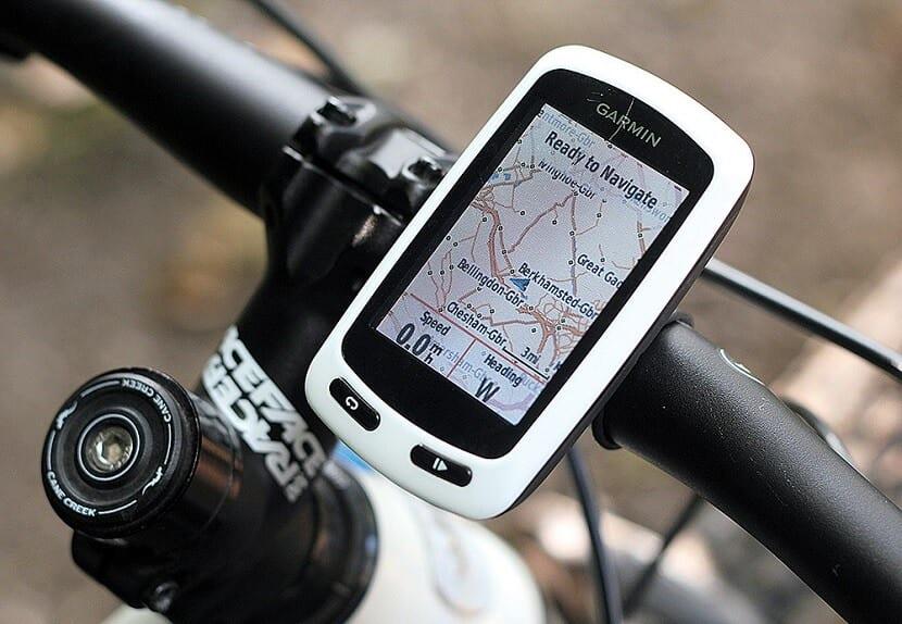 GPS bici