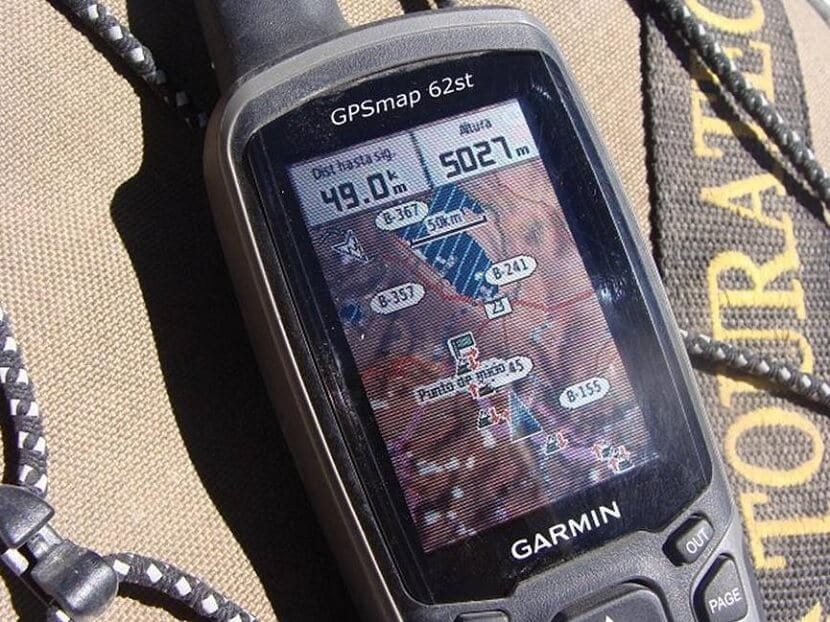 GPS de campo