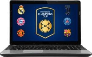 Cabecera International Champions Club