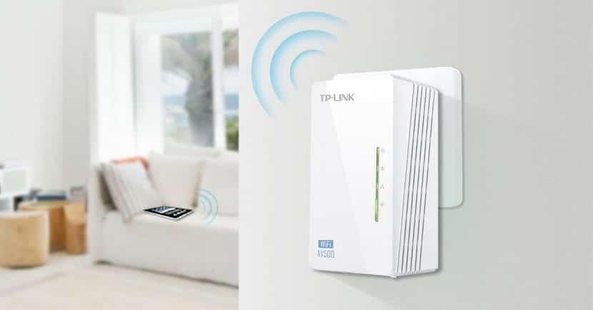 PLC WiFi