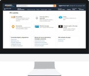 Cómo borrar cuenta de Amazon, cabecera