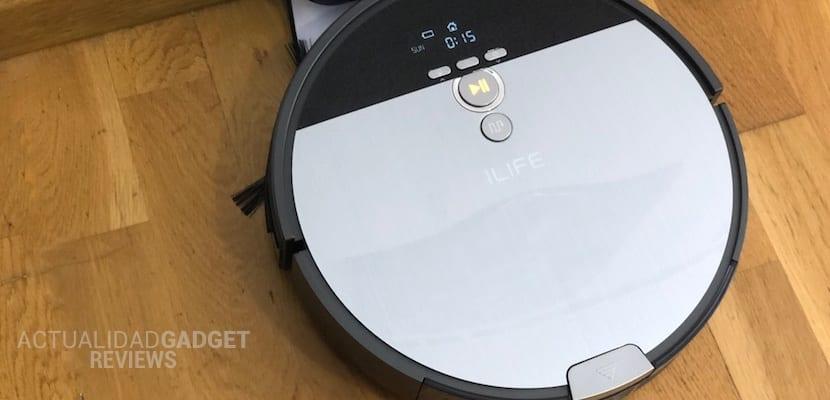 iLife V8S el robot que barre y friega