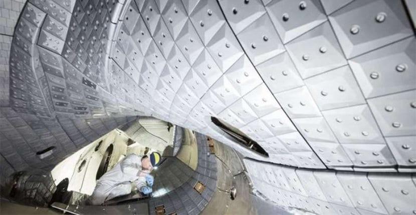 interior stellarator