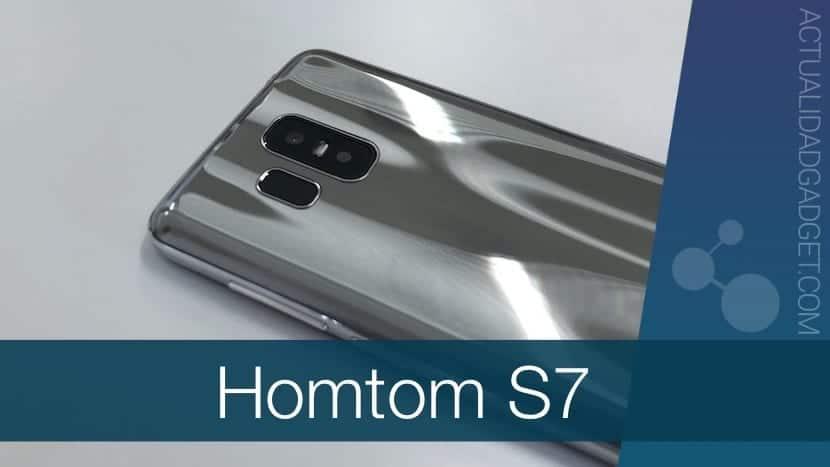 Analizamos el Homtom S7, un smartphone low-cost con pocos marcos