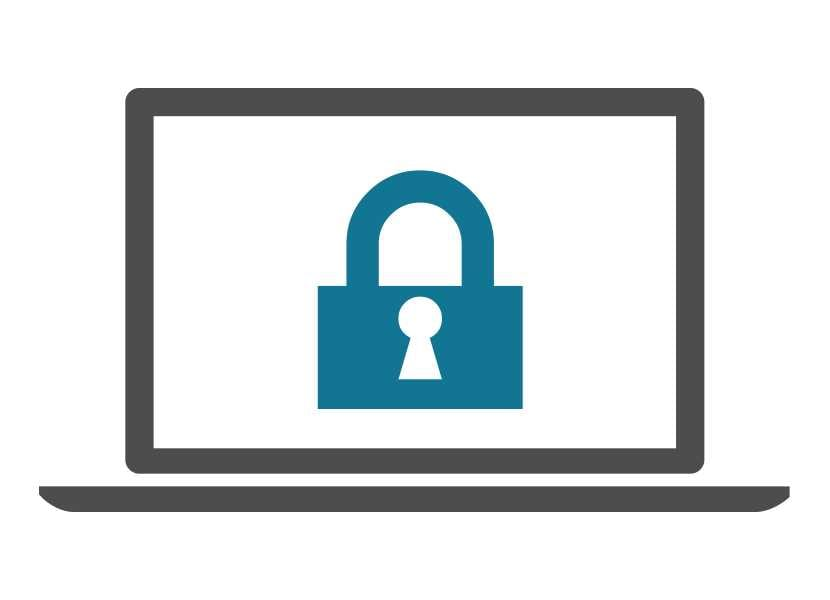 Cabecera página web segura