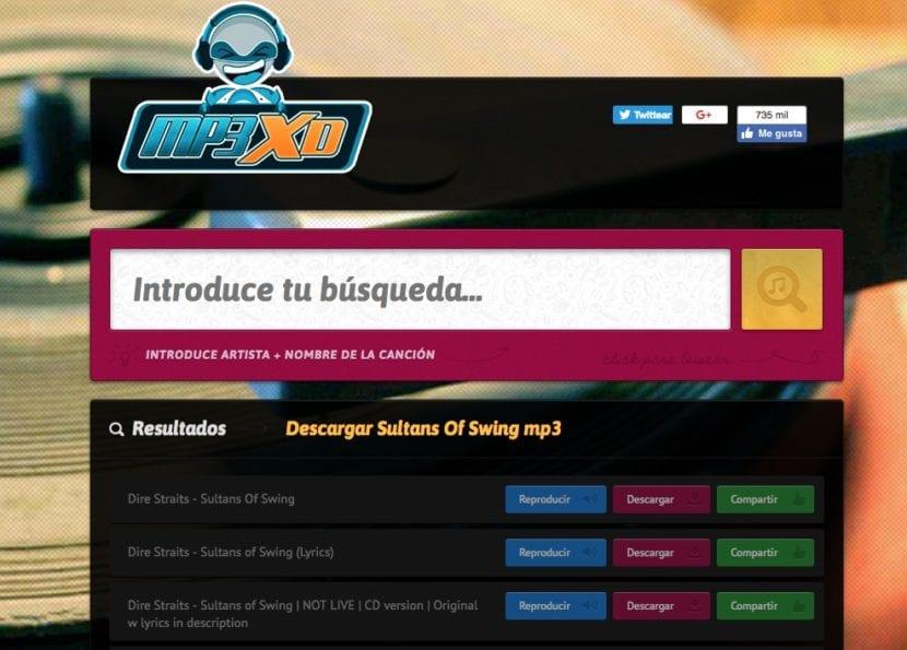 Primer paso descargar música MP3XD