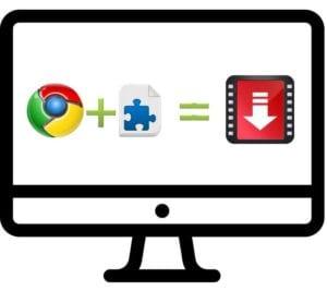 Descarga vídeos con extensión chrome