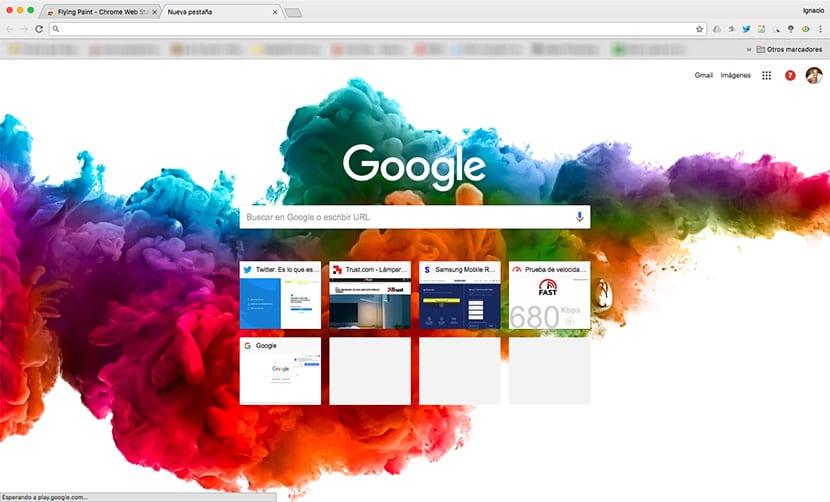 Cómo instalar temas en Google Chrome