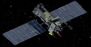 satélite ruso
