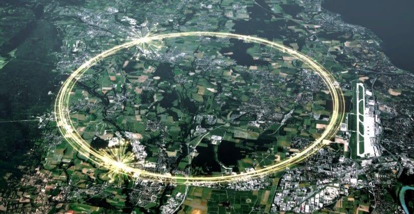 ubicacion CERN