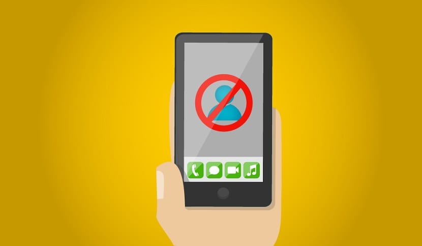 Bloquear llamadas Android