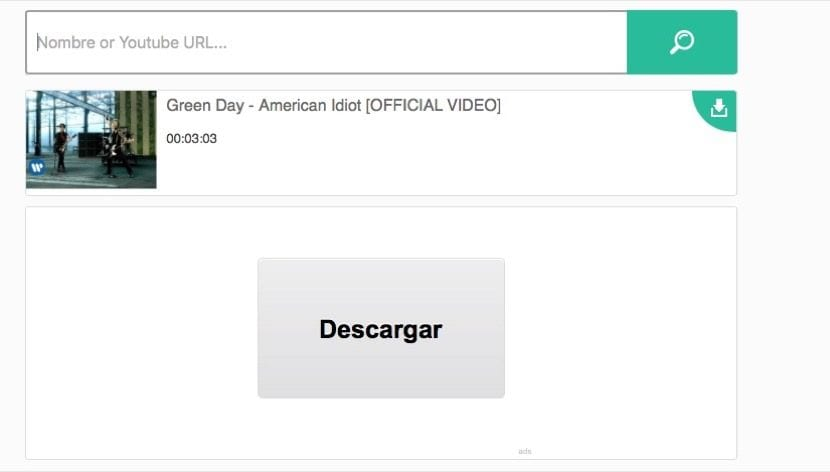Descargar vídeos de YouTube con Telecharger