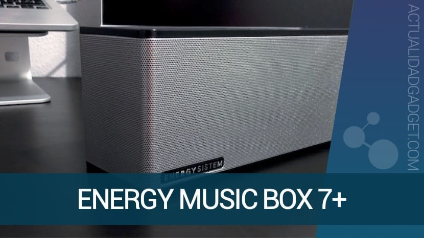 Energy Music Box 7+