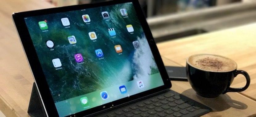 Borrar todo el contenido iPad Pro